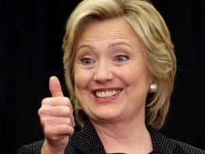 Ms. Clinton